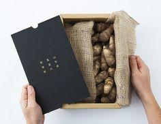 Japanese packaging - Branding and Packaging Design of Japanese Rice MORINOIE – Japanese packaging Rice Packaging, Food Packaging Design, Packaging Design Inspiration, Brand Packaging, Branding Design, Japan Design, Label Design, Box Design, Package Design