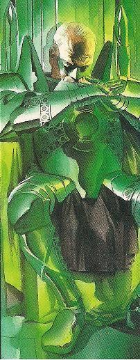 Green Lantern - Alan Scott - Kingdom Come