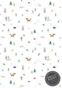 Emily Kiddy: Print and Pattern Kids Prints, Baby Prints, Ideas Habitaciones, Wallpaper Iphone Cute, Pattern Illustration, Cute Pattern, Surface Pattern Design, Fabric Painting, Pattern Wallpaper