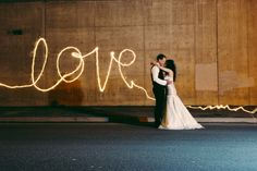 This unique couple photo proves that this bride & groom's love sparkles Wedding Couple Photos, Wedding Couples, Bridesmaid Accessories, Love Sparkle, Beauty Boutique, Hair Piece, Newlyweds, Spring Wedding, Bride Groom