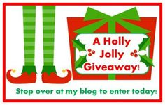 It's never too early to start getting ready for a holly jolly language arts classroom! Enter to win SIX Christmas items for FREE from my TpT shop! Good luck!