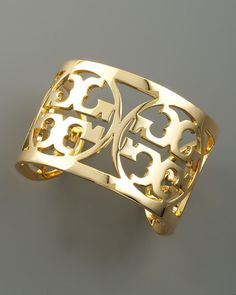 Love this Tory Burch cuff. Have to have.