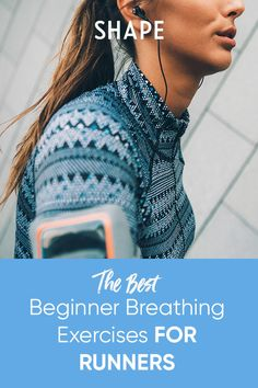 Since proper breathing improves your running economy-the energy it takes to run-mastering these exercises may be the key to increasing your endurance and your pace. #breathing #running Back Fat Workout, Workout For Flat Stomach, Butt Workout, Beginner Workout At Home, Workout For Beginners, Intense Cardio Workout, Cardio Workouts, Hiit, Aerobics Workout