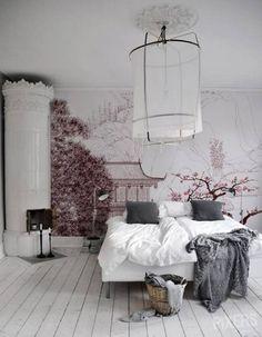 Coucou les chéries!  Une maison a toujours son atmosphère et son ambiance…