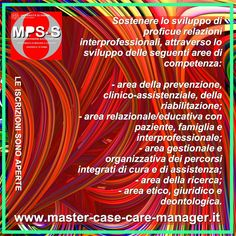 Master in Case care manager