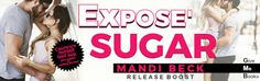 💞 #RELEASEBOOST Title: Sugar Author: Mandi Beck Genre: Contemporary Romance Release Date: September 7, 2017 #MandiBeck #Sugar @givemebooksblog and @authormandibeck