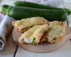Cotolette di zucchine ripiene | le ricette di tina | Bloglovin'