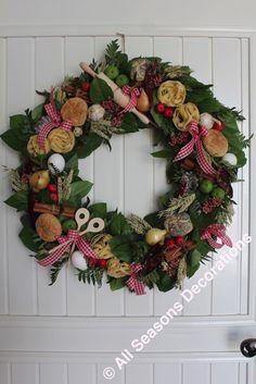 Christmas Wreaths, Holiday Decor, Fall, Home Decor, Photograph Album, Autumn, Decoration Home, Fall Season, Room Decor
