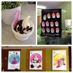 """Zwirl @pastasauca's photo: """"More than thirty-eight toppings? Only at #Zwirl Newtown! http://frozenculture.blogspot.com"""""""