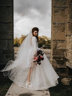 Designer Profile: NRT Fashions Wedding Gowns via Calgary Bride