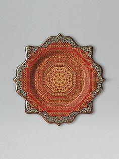 L'Objet - Tabriz Dessert Plates/Set of 4 - Saks.com