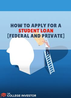 So how do you actually apply for a student loan? This article covers both federal and private loans. If you need a student loan, take a look! student loans How to Apply for a Student Loan (Federal and Private) Student Loan Interest, Apply For Student Loans, Federal Student Loans, Paying Off Student Loans, Student Loan Debt, Apply For A Loan, Private Loans, Private Student Loan
