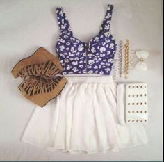 So cute | Download the app for the fashionista on the go at http://app.stylekick.com