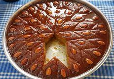 Bu tarifte un yok, süt yok, yağ yok... Sadece 3 malzeme ile nefis şam tatlısı yapıyoruz hanımlar. İrmik, su ve şeker kullanılarak yapılan bu güzel ve kolay tatlı tarifini mutlaka denemelisiniz. Baklava Cheesecake, Turkish Sweets, Turkish Recipes, Red Velvet, Tart, Soup, Pudding, Canning, Desserts