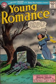 Cover for Young Romance (DC, 1963 series) #135