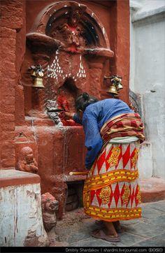 Buddhist Shrine, Nepal
