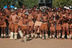 Tswana Dancers, Botswana