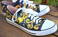 "Vincent and The Doctor Converse | 21 Pieces Of ""Doctor Who"" Swag You Didn't Know You Needed"