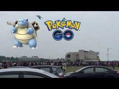 Pokemon GO 寶可夢GO:新竹一日遊南寮漁港 First vlog with pokemon go - YouTube