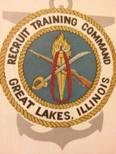 Boot Camp Great Lakes, Chicago, Illinois Patch
