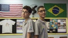 Alunos de Nova Iguaçu ganham bolsa para estudar nos Estados Unidos  #nte  #nterj14  #seeducrj  #educacao