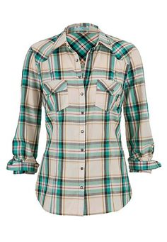 plaid button down shirt in green (original price, $29) available at #Maurices
