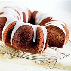 Spiced Rum Cake Spice up a store-bought cake mix with rum and pumpkin flavor for an easy fall dessert.