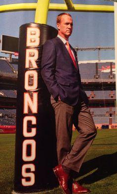 Peyton Manning in SI