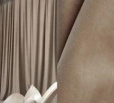 Neutral Velvet Blackout Curtain | Hop Decor