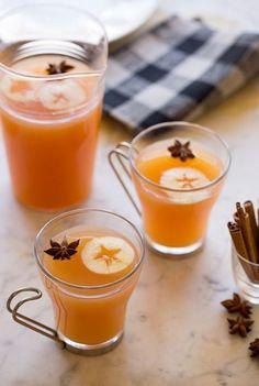 Honeycrisp & Bourbon Spiced Cider