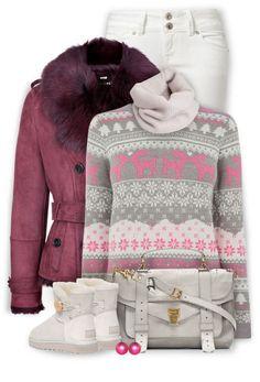 Outfits Ideas de Polyvore para Invierno 16