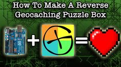 How To Make A Reverse Geocaching Puzzle Box