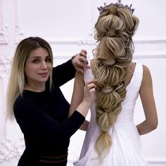 Sweet and Soft Half Up Fishtail Braid - 40 Awesome Jazzed Up Fishtail Braid Hairstyles - The Trending Hairstyle Big Box Braids Hairstyles, Fishtail Braid Hairstyles, Best Wedding Hairstyles, Bride Hairstyles, Gorgeous Hair, Prom Hair, Bridal Hair, Hair Inspiration, Curly Hair Styles