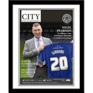 Leicester City FC personalised magazine cover