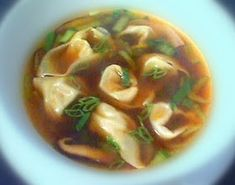 """Food Wishes Video Recipes: Wonton Soup – When was the last time you got to """"..."""