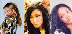 nicki rihanna beyonce - Google Search