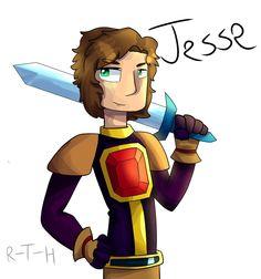 Jesse by Rhi-The-Hybrid