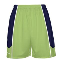 Lime+Green+Basketball+Shorts