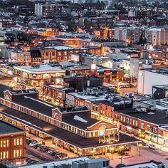Ottawa Byward Market area