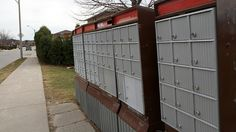 Hamilton And Canada Post In A Standoff Over Super Mailboxes