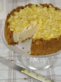 Cuuking! Recetas de cocina: Tarta de queso ricotta y miel