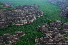 Serra da Capivara - National Park - #Brazil #travel #tourism