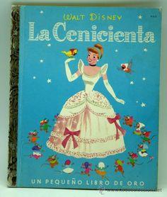 Ainhoa. Tengo muchos libros de la princesa cenicienta y los leo todos los días.