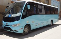 Mini Bus, Bolivia, Mercedes Benz, Buses, Transportation, Turismo, Busses