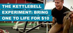Bodybuilding.com - Tim Ferriss: Superhuman - The Kettlebell Experiment - Bring One To Life For $10.
