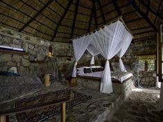 beautiful, rustic bedroom