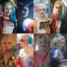 Harley Quinn Comic, Harley Quinn Cosplay, Joker And Harley Quinn, Hearly Quinn, Actress Margot Robbie, Margot Robbie Harley Quinn, Arctic Fox Hair Color, Daddys Lil Monster, Star Actress