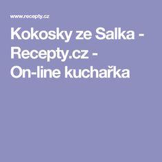 Kokosky ze Salka - Recepty.cz - On-line kuchařka