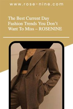 Fashion Trends You Need in 2021! New year, fresh wardrobe: know what to buy. White boots, fur coats monochrome outfits, leather, blazers, and more are hitting the streets this year - ROSENINE #fashion #blogger #trendwatch Below The Knee Boots, Funky Pants, Monochrome Outfit, Fashion Themes, White Boots, Fur Coats, Loungewear, Boss Lady, Blazers