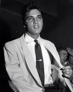 Elvis 1950s <3